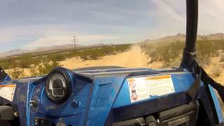 American Adventure Tours RZR in Vegas on 4/10/15