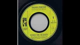 David Porter - Hang on sloopy - Stax 2025 073 French Pressing & Ps