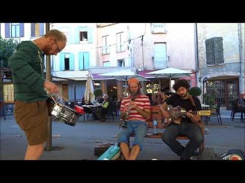 II Jazz Cannibals The Sting Jimbino Vegan and friends Café de la Paix Prades 11 octobre 2017