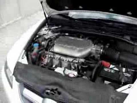 Acura TL Seafoam YouTube - 2006 acura tl engine