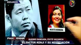 La negociación de Kenji: el factor que quebró su bancada y evitó vacancia presidencial