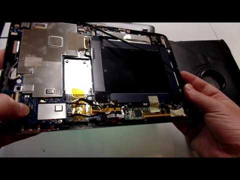 Acer Iconia A500 teardown