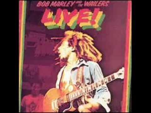 Bob Marley And The Wailers - I Shot The Sherrif (LIVE!)