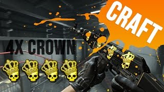 CRAFT ST AK-47 ELITE BUILD FN 4x CROWN!