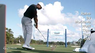 Team TaylorMade STINGER Limbo Challenge! | TaylorMade Golf