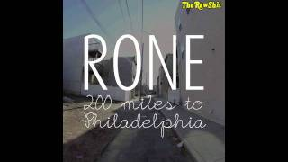 Rone - 200 Miles to Philadelphia (prod. Ritz Reynolds) (The First Story) (Official Audio)