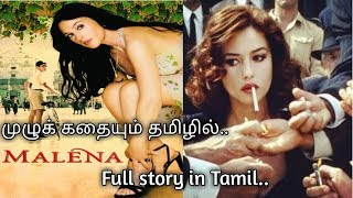 Malena (2000) movie in tamil | Malena (2000) movie tamil review | Plot summary | vel talks