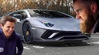 Lamborghini Aventador S gets HATE! *public reactions*