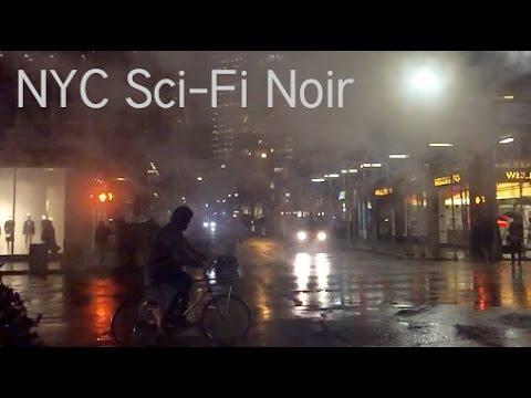 New York Sci-Fi Noir