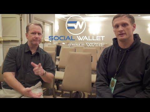 Interview With Social Wallet CEO Jack Brown