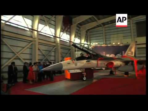 Taiwan reveals the upgraded version of fighter jet
