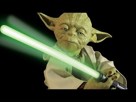 This Yoda Toy Will Teach You the Force and Randomly Attack You