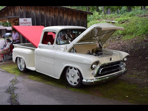 1957 Chevy Apache Custom Truck