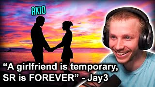 Jay3 Gives Dating Advice to Teammate