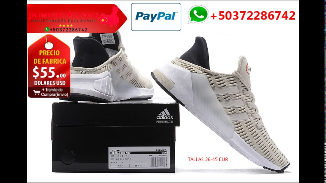 f446578e264e Adidas ClimaCool ADV Alta Calidad 1 1 Made in China - YouTube