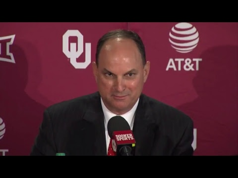 Bob Stoops Press Conference