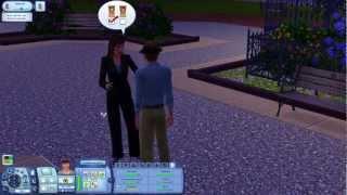 Let's play The sims 3 / #009 Приключения Джони Фрэнка Симпатия