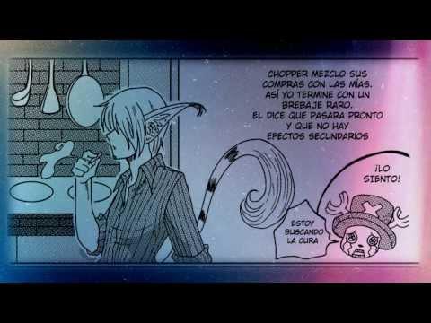 Zoro x Sanji x Luffy (ZoSanLu) Feromonas (Yaoi Español)