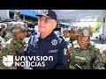 Marina mexicana toma sede de la policía de Acapulco por presunta infiltración de grupos criminales