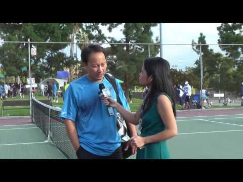 11 29 2009 Michael Chang interview for Philipine Typhoon relief