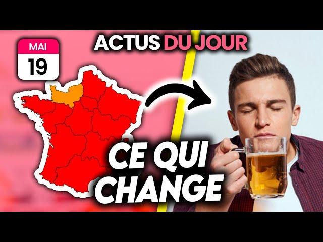 Tout ce qui change en France aujourd'hui (LET'S GOOO), Benzema de retour, TF1/M6.. Actus du jour