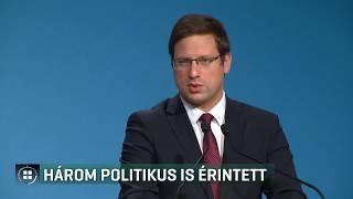 Három politikus is érintett a nyomozásban 19-09-12