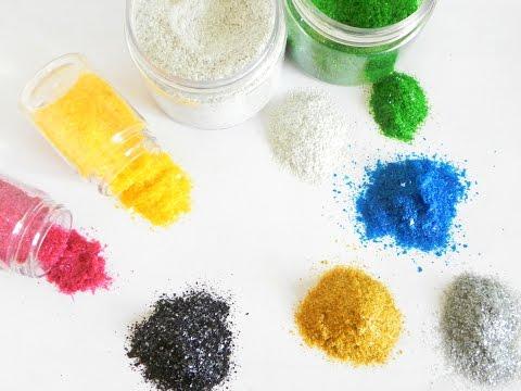 Edible Gelatin Glitter