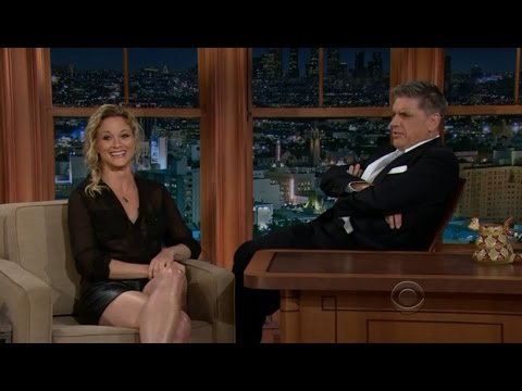 Teri Polo:   The Late Late  w Craig Ferguson July 24, 2013