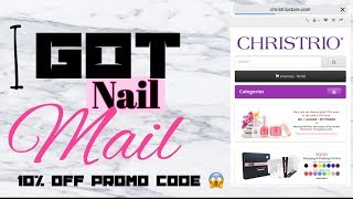 Nail Mails | Christrio Products | Promo Code
