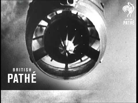 Bloodhound Shows Its Paces (1958)