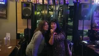 Doris and Carol Karaoke Octoberfest