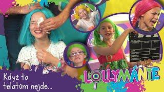 Lollymánie S02E41 - Když to telatům nejde...😂