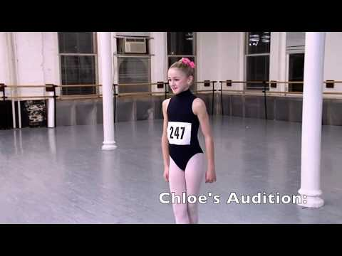 Who Should've Gotten The Scholarship For The Joffrey Ballet School?