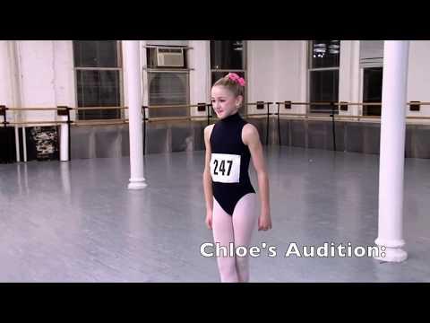 Who Should've Gotten The Scholarship For The Joffrey Ballet School?
