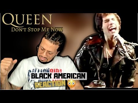FIRST TIME HEARING Queen - Don't Stop Me Now (BLACK AMERICAN REACTION!!)