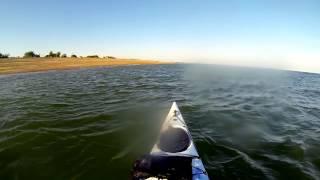 Kayaking Southsea Seafront
