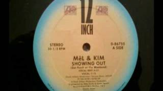 Mel And Kim - Showing Out
