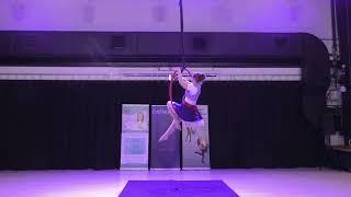 Виктория Филимонова. Catwalk Dance Fest IX[pole dance, aerial]  30.04.18.