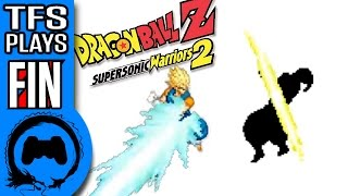 DRAGON BALL Z: SUPERSONIC WARRIORS 2 FINALE - TFS Plays