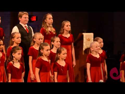 Conspirare Youth Choirs performs