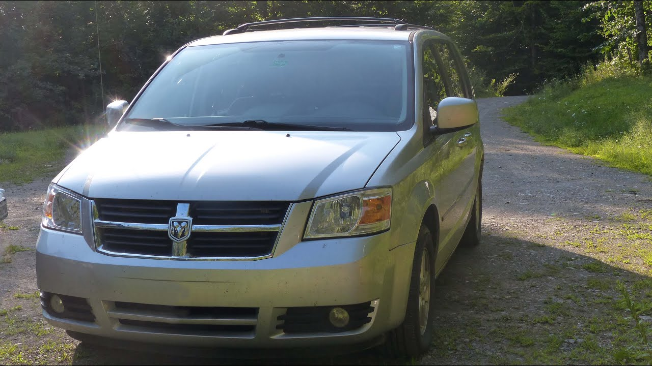 dodge grand caravan easy fix for coolant loss smoke from under hood [ 1280 x 720 Pixel ]