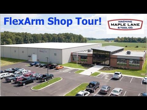 Flex Arm Part 1 (Shop Tour)