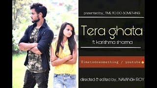 Tera Ghata  Funny Female Version   Gajendra Verma  funny love story   never mess with a girl 🤦♂️