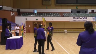 Americas Netball World Cup Qualifier 2018 Final Day