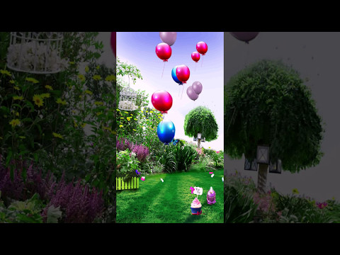 Happy Birthday Live Wallpaper HD [Samsung Themes-Animations]