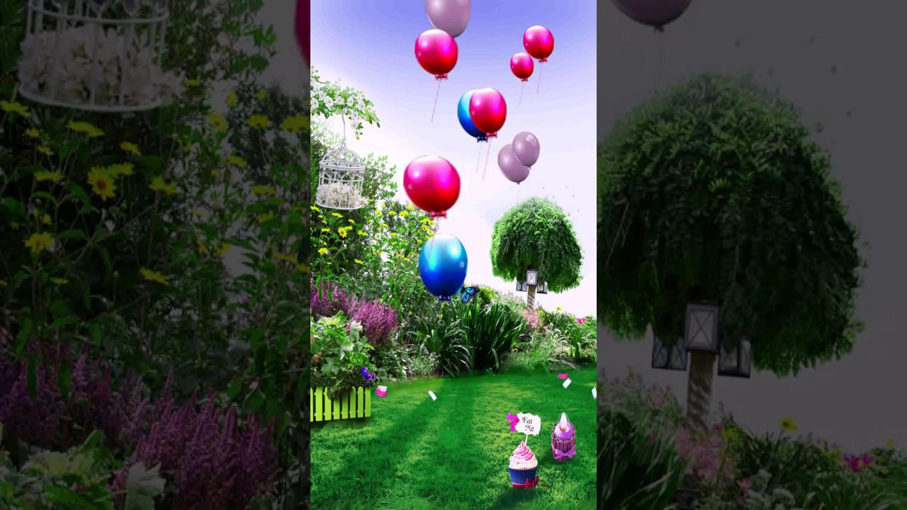 Samsung Themes Motion Wallpaper Happy Birthday Live
