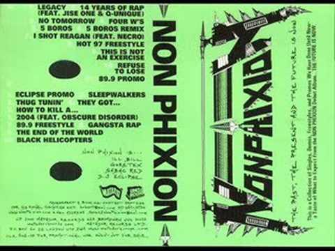 Non Phixion - 89.9 Promo mp3