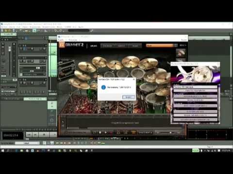 DESCARGA - EZDRUMMER 2 + EXPANSIONES 23gb - Windows