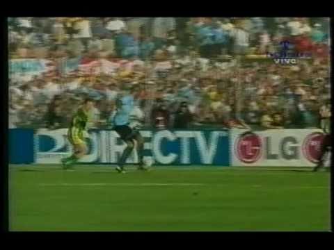 segundo gol de Richard Morales a Australia Repechaje 2001 (Uruguay 3-0 Australia)