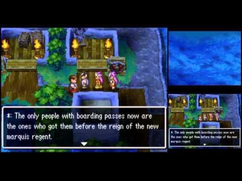 Dragon Quest IV [DS] Playthrough #025, Palais de Léon; Havre Léon: A Nervous Chancellor